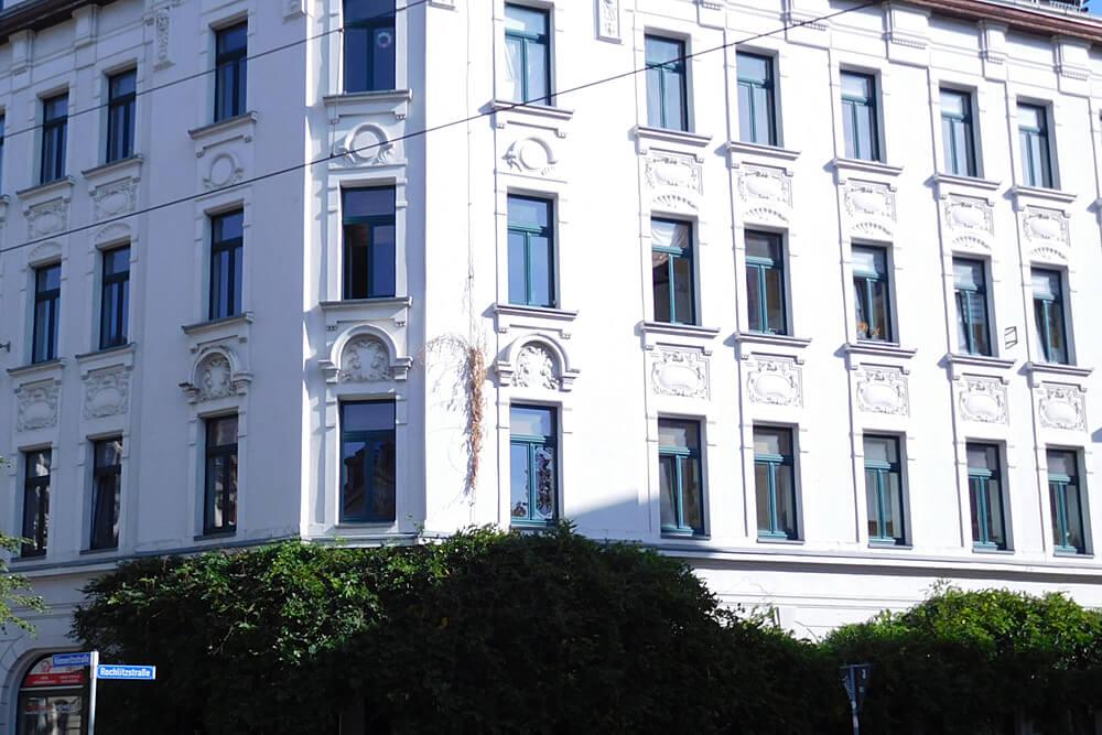 Dr. Uttke Immobilien Hausverwaltung Leipzig